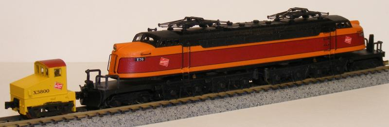 MILW, MILWAUKEE ROAD X3800
