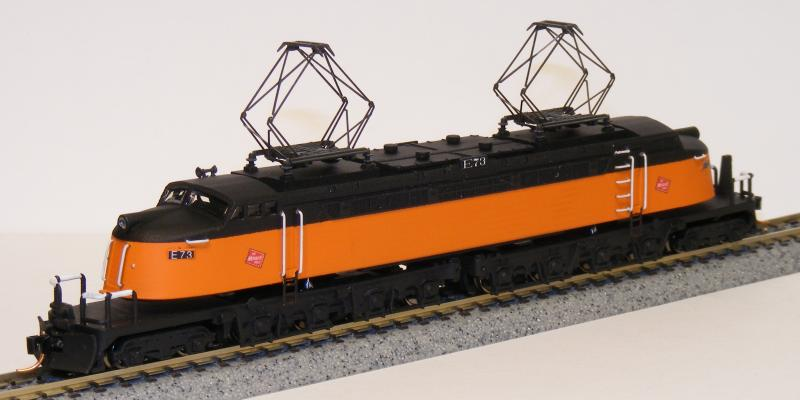 MILW milwaukee road EF4 Little Joe